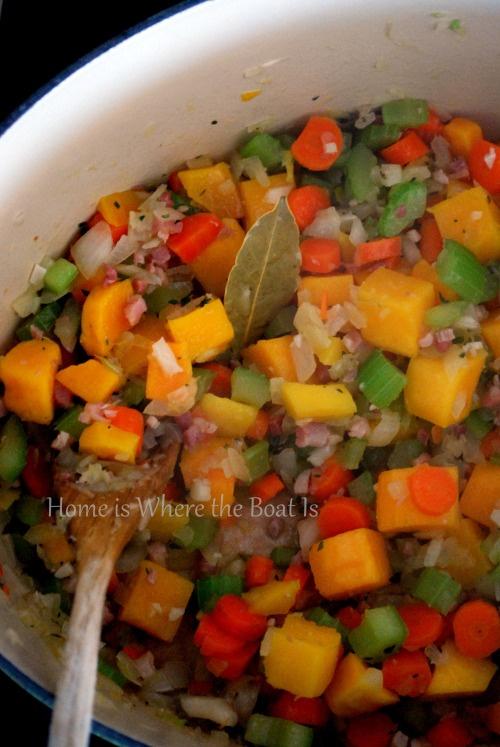 Ina's Winter Minestrone | Gluten Free Recipes | Pinterest