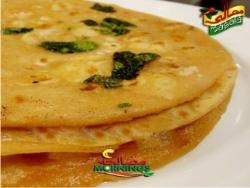 Lachha Podina Paratha (Mint Paratha) | Desi cooking | Pinterest