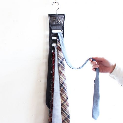 The ties within the tie, Ways to organize ties