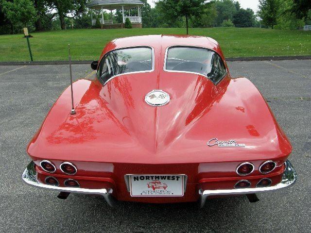 1963 corvette split window coupe american cars for 1963 split window corvette 427