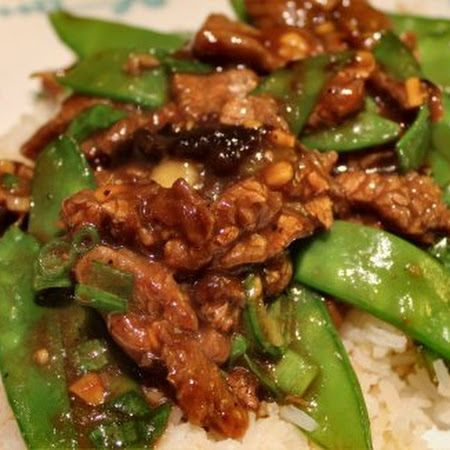Beef with Snow Peas | Food and recipes | Pinterest