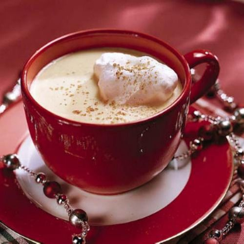 10 yummy eggnog recipes | Holiday recipes | Pinterest