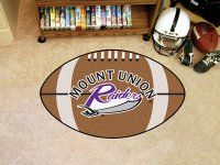 University of Mount Union Ball Shaped Nylon NCAA Area Rugs