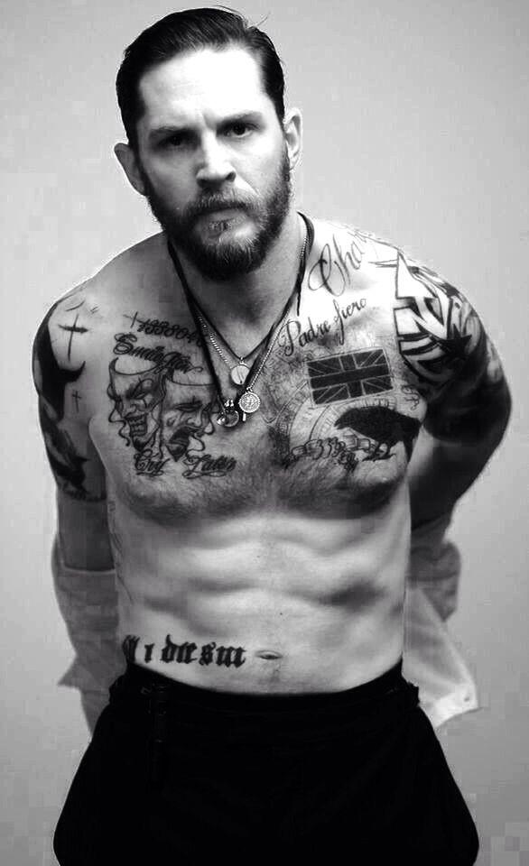 Tattoo | Tom Hardy | t...