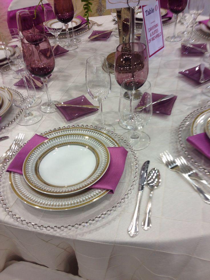 Table Settings Dinning Etiquette Napkins Pinterest