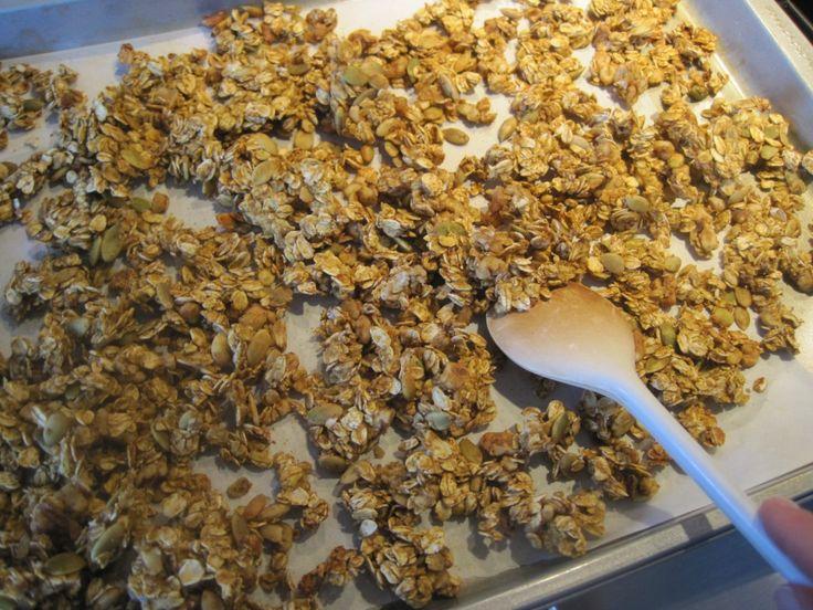 ... granola coconut granola granola bars homemade granola murphin granola