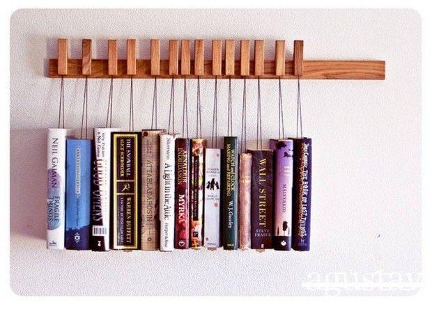Wooden Book Rack 620 x 444