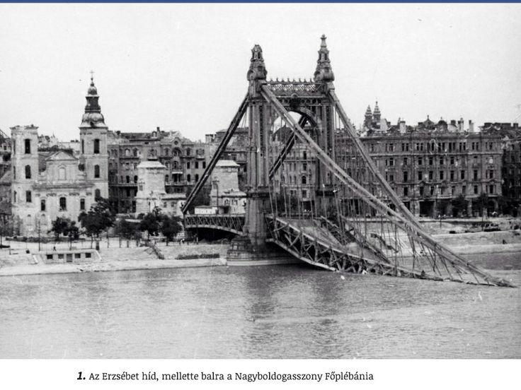 Budapest Ww2 Hungary Pinterest