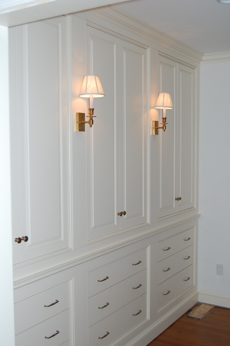Great Built In Closets Built Ins Pinterest