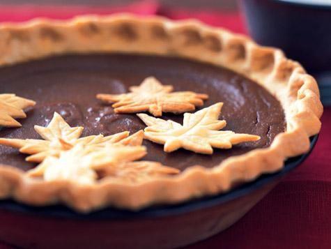 Maple pumpkin pie | Cook.Bake.Make.Serve | Pinterest
