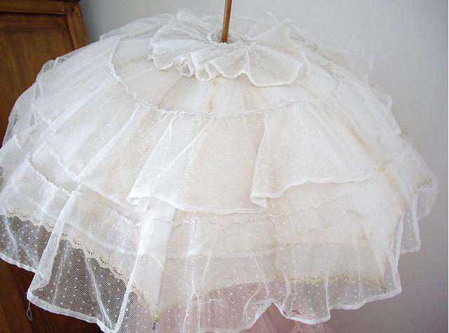 Lace Umbrella...