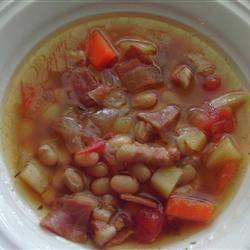 Navy Bean Soup I Recipe - Allrecipes.com