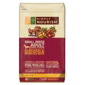 Simply Nourish Small Breed Dog Food