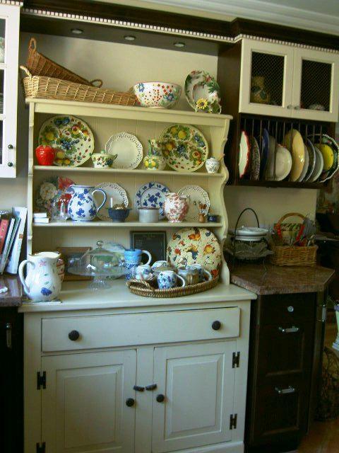 Kitchen Hutch Ideas Interesting Design Decoration