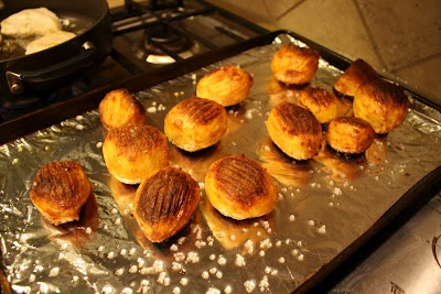 Forked Oven-Roasted Potatoes | Side Dishes | Pinterest