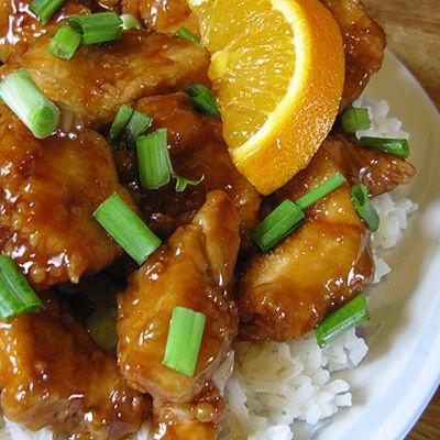 Orange Chicken sauce | Food | Pinterest