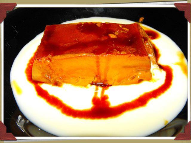 Flan de dulce de leche | ¡Pon un DULCE en tu vida! | Pinterest