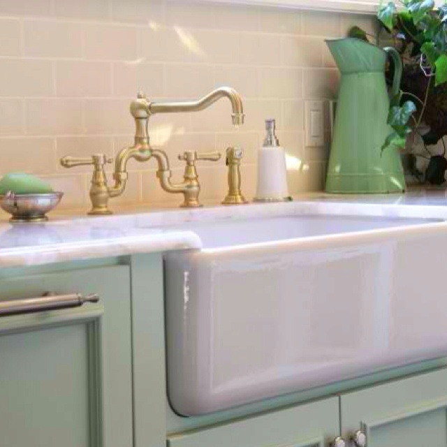 Rohl Farmhouse Sink : Rohl Farm Sink Interiors Pinterest