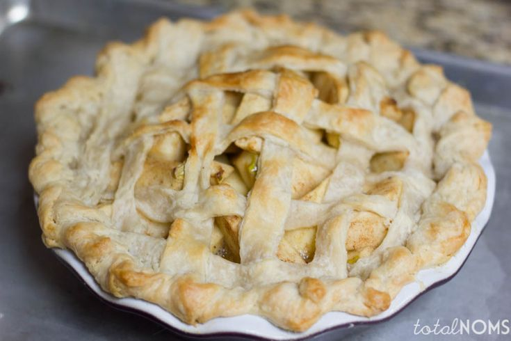 Apple Pie | Recipe