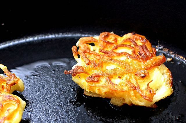 Potato latkes | Recipes | Pinterest