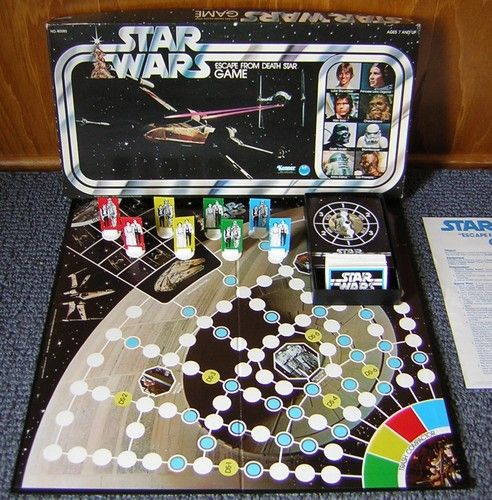 Star Wars board game | Even More Star Wars | Pinterest