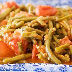"Spanish"" Green Beans, Pioneer Woman   Food   Pinterest"