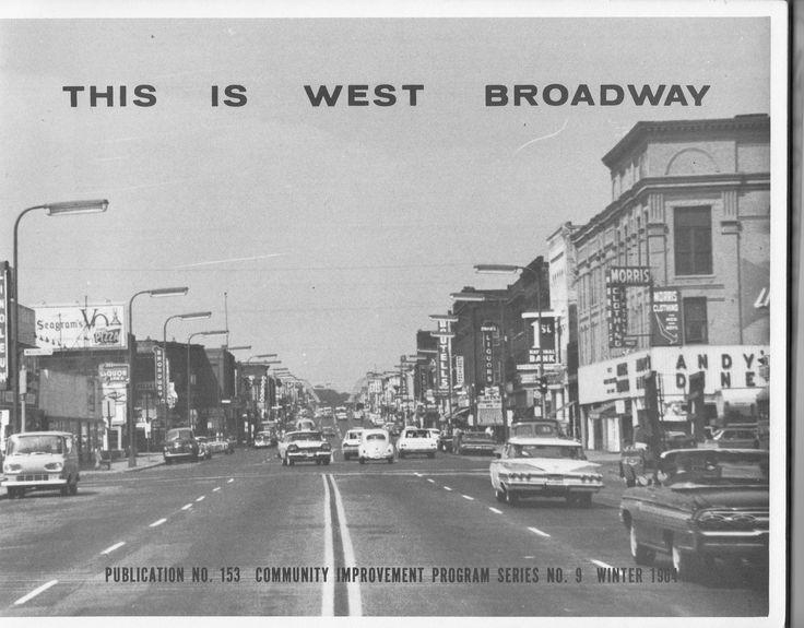 West Broadway North Mi...
