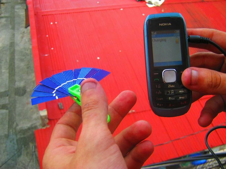 diy 5 minute solar cell phone charger solar cells