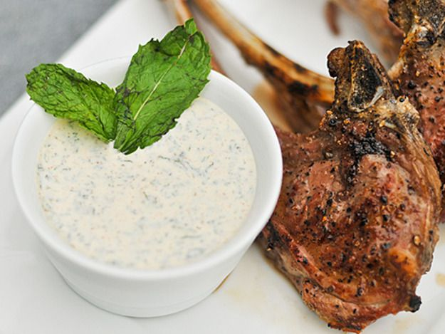 Lamb is easy to love on its own, but the pairing of a mint sauce ...
