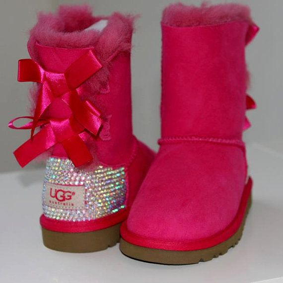how much are uggs with bows