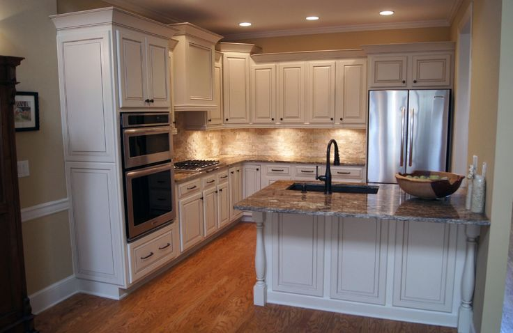Faux painting kitchen cabinets atlanta for Atlanta kitchen cabinets