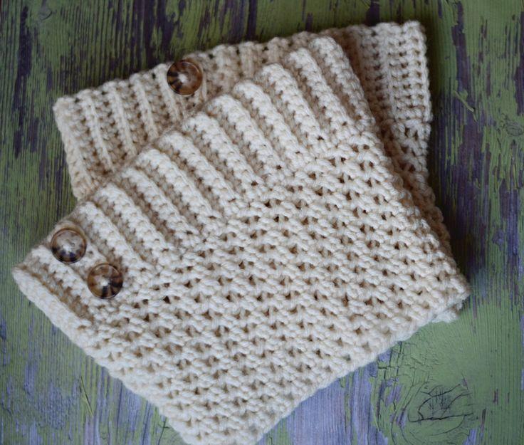 Brooklyn Boot Cuffs Free Crochet Pattern : The Brooklyn Boot Cuff. A FREE pattern by Crochet Dreamz ...