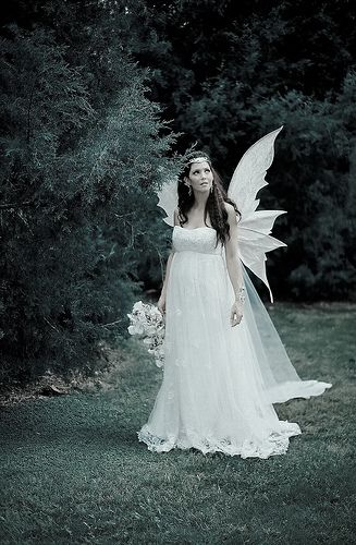 Perfect for a Faerie Tale wedding!