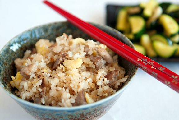 favorite chinese fried rice recipe. I like this lady's blog and have ...