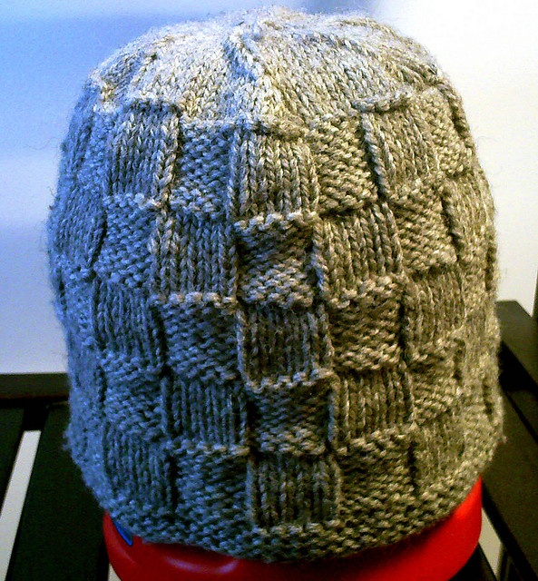 Knitted Hats Patterns Easy : Pin by Metaphor Yarns on Free Hat Patterns Pinterest