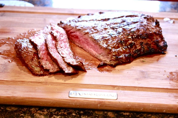 marinated flank steak spicy lime cilantro marinated flank steak ...