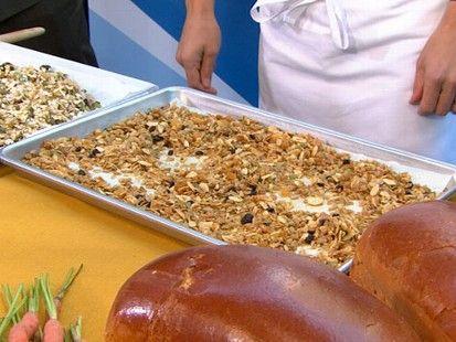 The Eleven Madison Park Granola   Recipe - ABC News