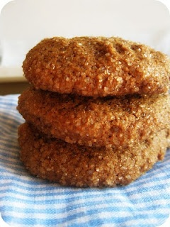 GIANT Pumpkin Molasses Cookies | Desserts | Pinterest