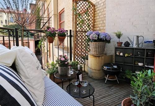 Terraces and balconies terraces and balconies pinterest - Terrazas con encanto ...