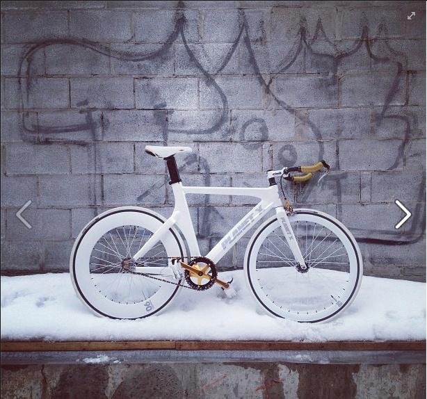 Winter bike? via Velo iBike