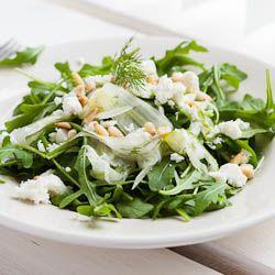 Shaved fennel salad   Salads   Pinterest