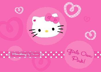 free hello kitty valentine cards