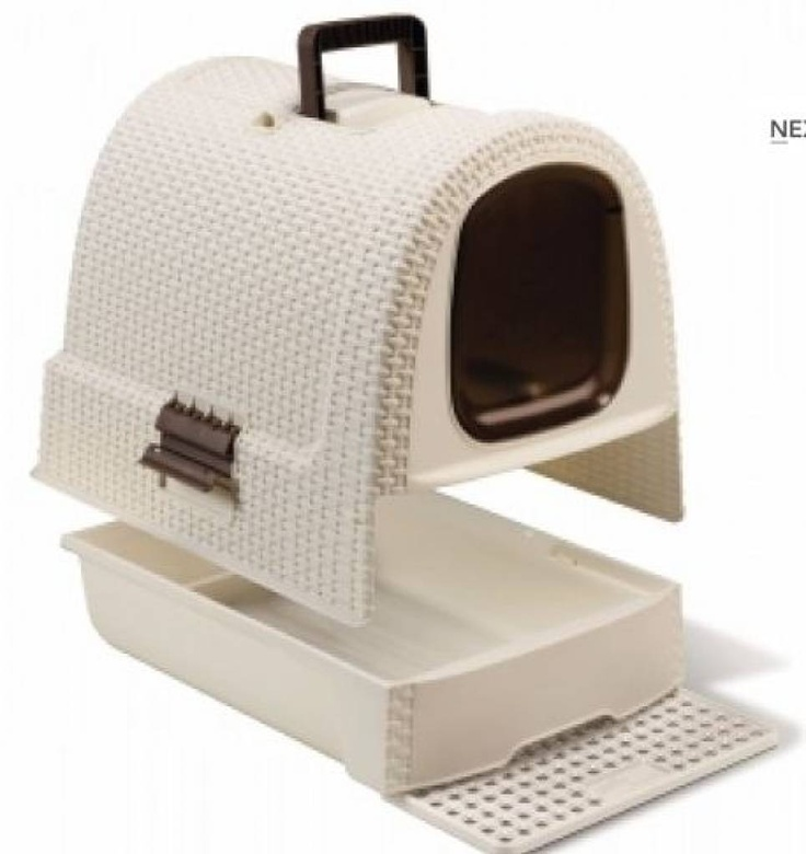 curver cat litter box things for the house pinterest. Black Bedroom Furniture Sets. Home Design Ideas