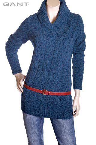 Dámský svetr GANT   Svetry, mikiny, vesty   Pinterest