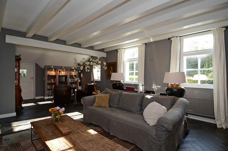 Wanden Van Steigerhout : Mineral Color Couch