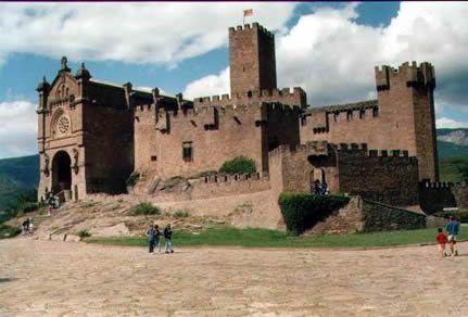 Castillo y Basílica de Javier #Navarra