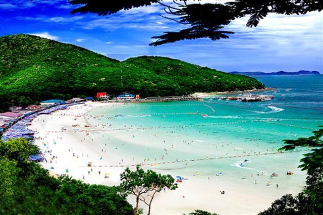 Ko Larn Island Thailand