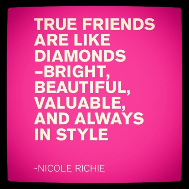 true friends! q...