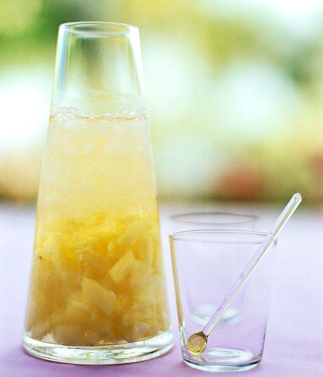Rum-pineapple punch | Pineapple Addiction | Pinterest