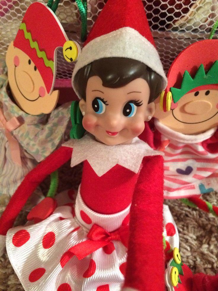 Elf on the shelf sELFies | Elf on the Shelf | Pinterest